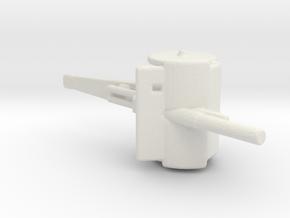 canon de 105mm 1/200 in White Natural Versatile Plastic