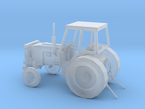 N Scale Tractor in Smooth Fine Detail Plastic