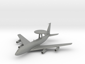 Boeing E-3 Sentry in Gray Professional Plastic