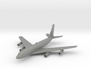 Boeing 707 in Gray Professional Plastic