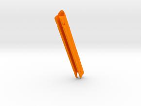 MastGate for Catalina 14, 16, 18, and 22 ovel in Orange Processed Versatile Plastic