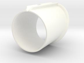 Vintage_01_PartB in White Processed Versatile Plastic
