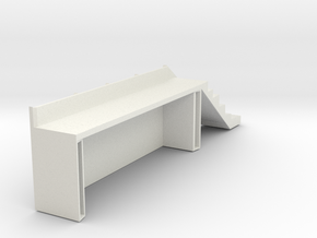 barrier in White Natural Versatile Plastic