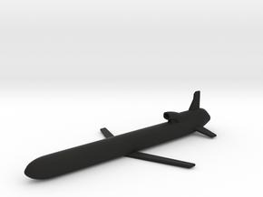 AGM-86B ALCM in Black Natural Versatile Plastic: 1:144