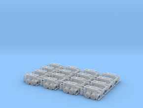 N DigComm Detail Kit V1 - 16 Pack in Smooth Fine Detail Plastic