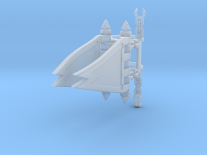 Knight Banner Combo 3.1 in Smoothest Fine Detail Plastic