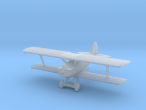 1/144 Bleriot-SPAD S.61 in Smooth Fine Detail Plastic