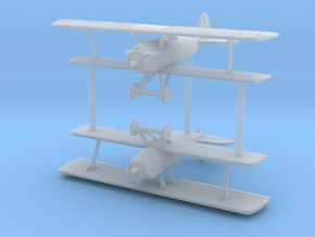 1/285 (6mm) Bleriot-SPAD S.61 in Smooth Fine Detail Plastic