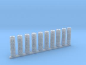 "1/64 Tile Riser 8"" in Smooth Fine Detail Plastic"