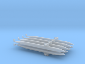 (8X) SSN-721 CHICAGO WL - 2400 in Smooth Fine Detail Plastic