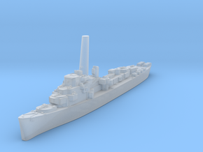 Buckley Class Destroyer Escort (USA) in Smooth Fine Detail Plastic