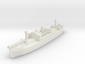 CAM Ship (UK) in White Natural Versatile Plastic