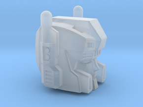 Kissy Medic's Head Combiner Version in Smooth Fine Detail Plastic