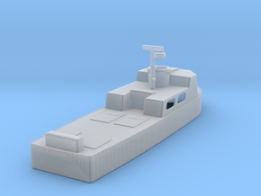 1/285 Scale Swift Boat in Smooth Fine Detail Plastic