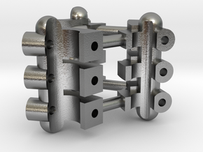 Part 01 Plasma Gate 2.0 tech-details in Natural Silver