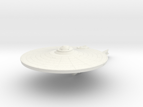 2500 Hermes refit mk9 Cygnus class in White Natural Versatile Plastic
