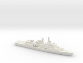 Yavuz-class frigate, 1/2400 in White Natural Versatile Plastic