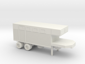1/200 Scale M313 Trailer in White Natural Versatile Plastic