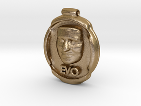 Cosmiton N Evo Morales II in Polished Gold Steel