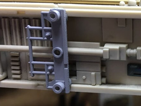 YT1300 DEAGO SIDEWALL GREEBLE MORSER ISSUE 85 in Smooth Fine Detail Plastic