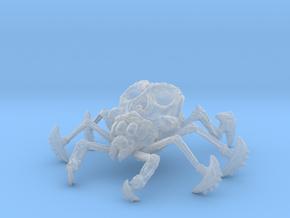 Skull Spider (50mm) in Smoothest Fine Detail Plastic