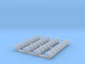 Vortex Generator set of 32 in Smoothest Fine Detail Plastic