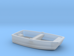 HObat20  - Small boat in Smoothest Fine Detail Plastic
