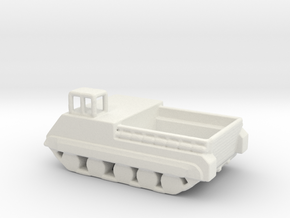 1/200 Scale M474 Cargo in White Natural Versatile Plastic