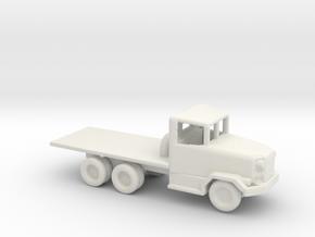 1/200 Scale M-478 Truck in White Natural Versatile Plastic