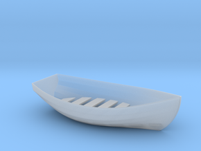 Boat Soap Holder in Smooth Fine Detail Plastic
