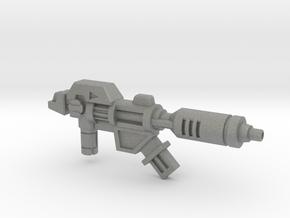 Wreck-Gar's Decelerator Laser (3mm, 5mm) in Gray Professional Plastic: Medium