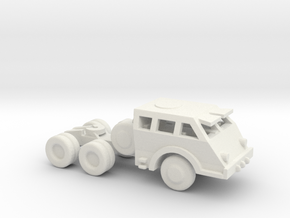 1/200 Scale M25 Dragon Wagon in White Natural Versatile Plastic