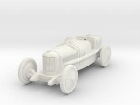 1/87 (HO) Alfa Romeo P2 A in White Natural Versatile Plastic