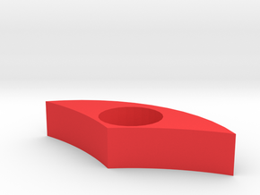 Page Holder #1 in Red Processed Versatile Plastic