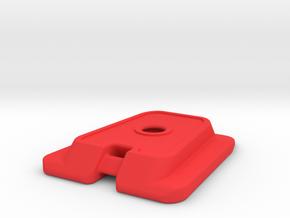 Camera Baseplate, GorillaPod & Arca Clamp in Red Processed Versatile Plastic