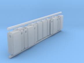 Blechbremserhaus DB 10fach in Smooth Fine Detail Plastic