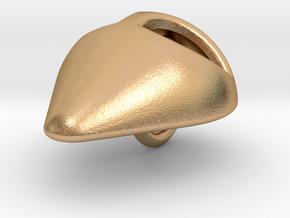 ALIEN PENDANT in Natural Bronze: Small