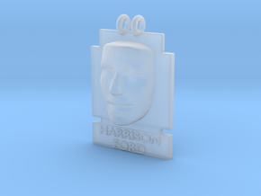 Cosmiton Fashion P - Harrison Ford - 25 mm in Smoothest Fine Detail Plastic