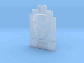 Cosmiton Fashion P - Jamie Foxx - 25 mm in Smoothest Fine Detail Plastic