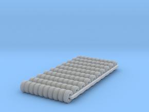 1/87 BFG All Terrain Tire Set004 in Smooth Fine Detail Plastic