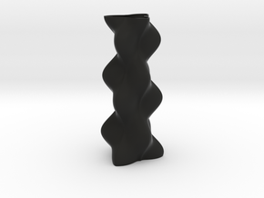 Vase 17477 in Black Natural Versatile Plastic