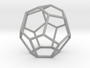 Fullerene with 15 faces in Aluminum