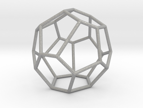 Fullerene with 16 faces, no. 2 in Aluminum