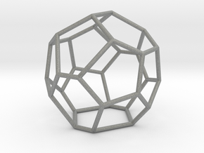 Fullerene with 17 faces, no. 3 in Gray PA12