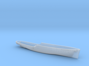 1/700 Halcyon class Minesweeper Full Hull in Smooth Fine Detail Plastic