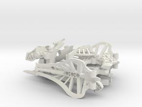 Botora Parts Part 1 in White Natural Versatile Plastic