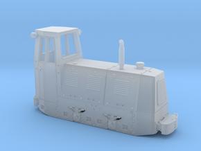 Feldbahnlok UNIO LDI 45 Spur TTf  in Smoothest Fine Detail Plastic
