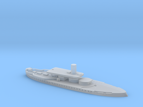 1/1250 HMS Rupert (1872) Gaming Model in Smooth Fine Detail Plastic