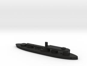 1/1250 HMS Prince Albert (1864) Gaming Model in Black Natural Versatile Plastic