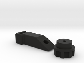 PGYTECH Tablet Holder Accessories in Black Natural Versatile Plastic